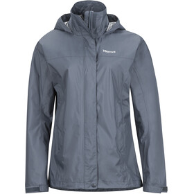 Marmot PreCip Jacket Women Steel Onyx